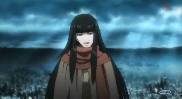 Anime yang bikin bingung - Kurozuka