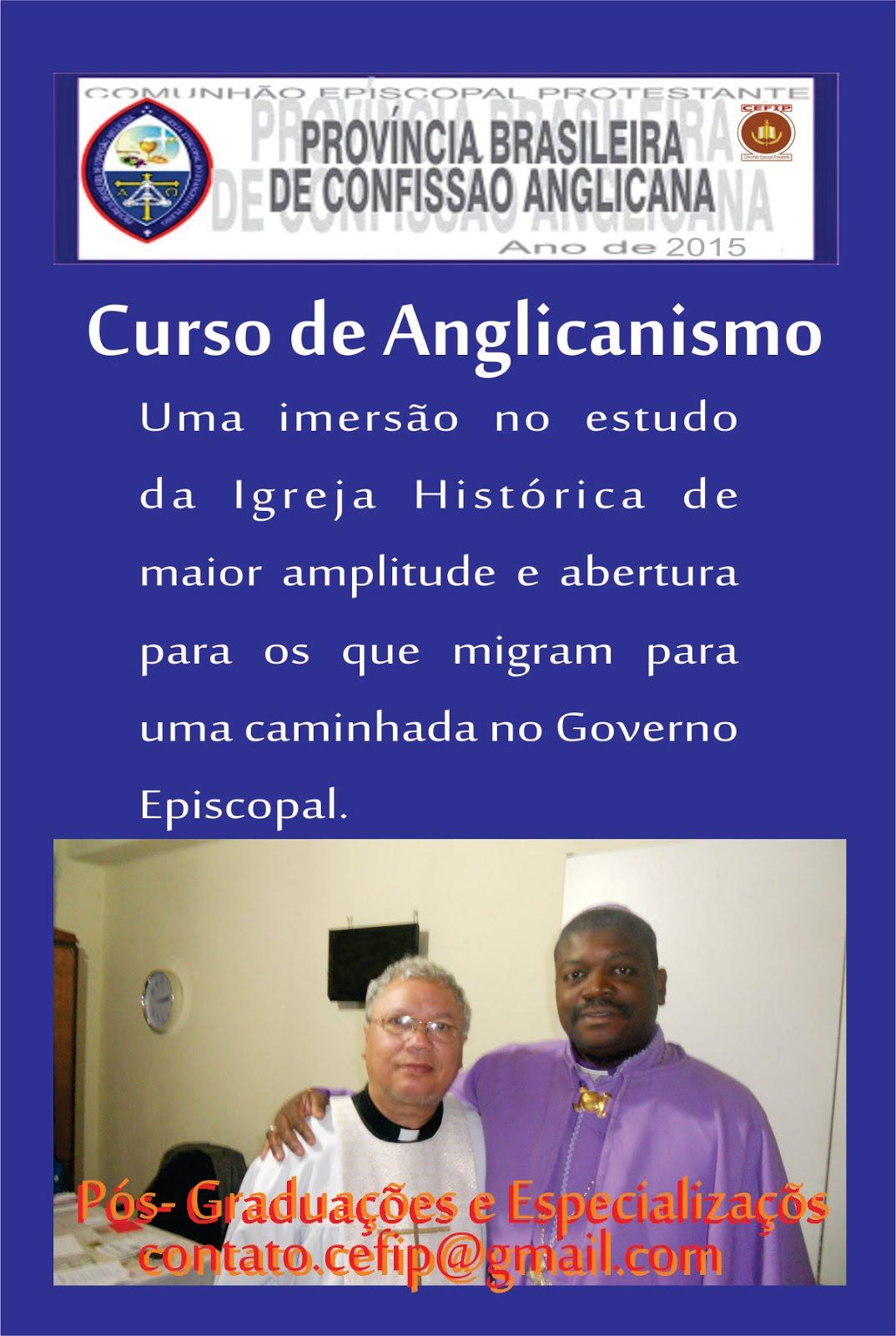 Cursos de Anglicanismo