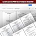 Contoh Laporan PPDB Tahun Pelajaran 2015/2016 Download Format Microsoft Word