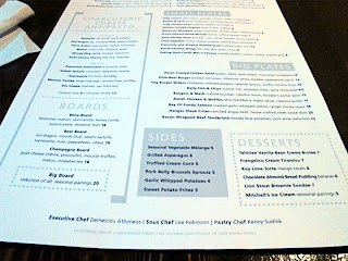 Deagan's Kitchen & Bar Menu Bottom
