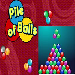 Pile of Balls Game
