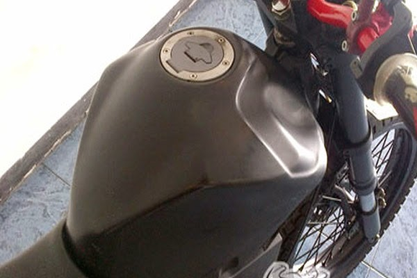 Modifikasi Motor Yamaha Rx S