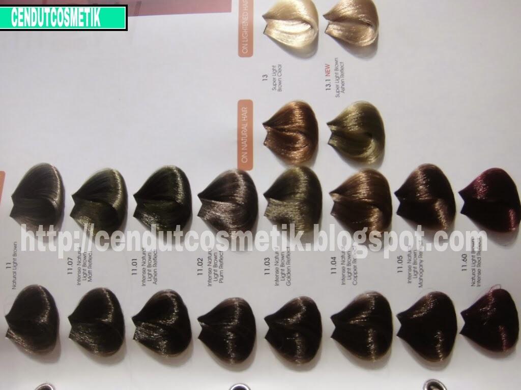 Warna Semir Rambut Loreal Majirel Dark Brown Hairs Of 22