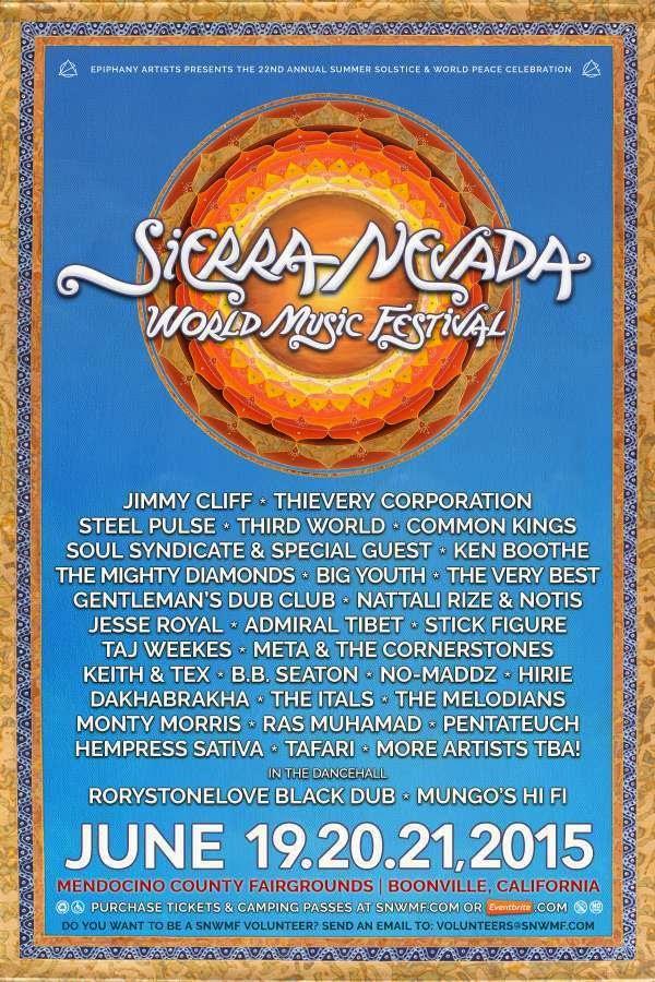 Sierra Nevada Festival