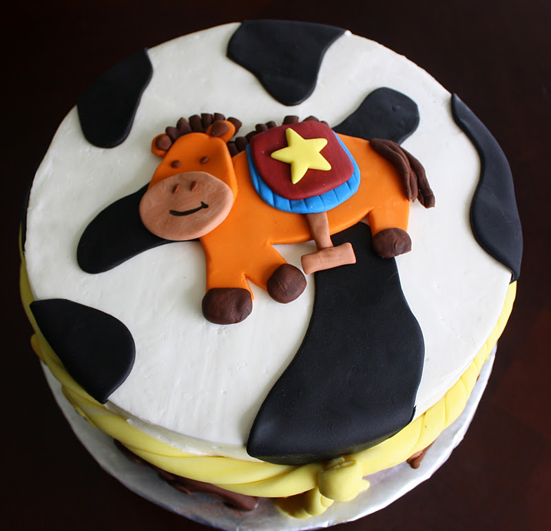 Cowgirl Baby Shower Cakes: Claudine: Cowboy Baby Shower Cake And Cookies