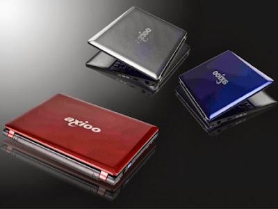 Daftar Harga Laptop Netbook Axioo Neon dan Pico Terbaru Maret 2014