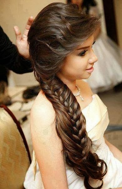 Latest Long Hairstyle