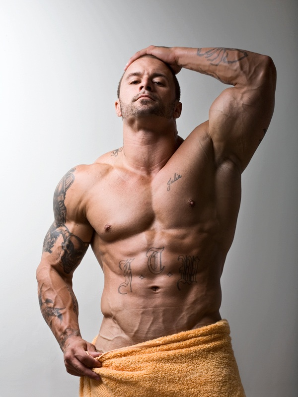 Photos Set Part 8 of - Bodybuilding Male Models