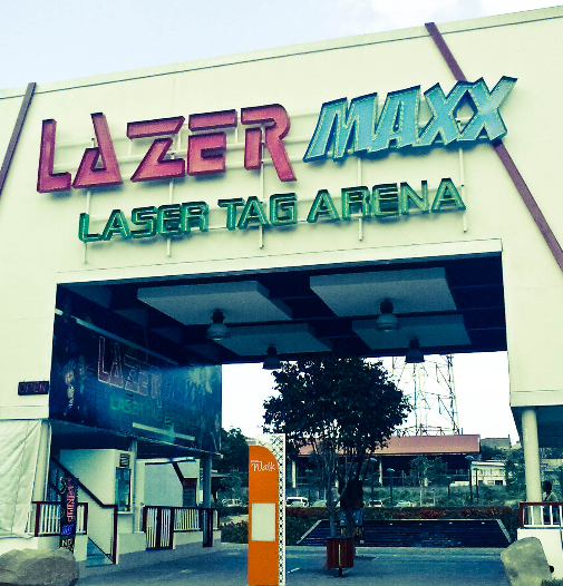life s wonderful adventure laser tag with lazer maxx at. Black Bedroom Furniture Sets. Home Design Ideas