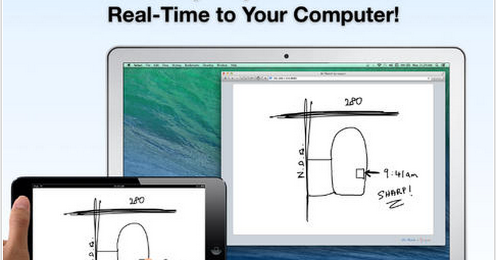 Three Great iPad Apps for Recording Tutorials and Screen Sharing