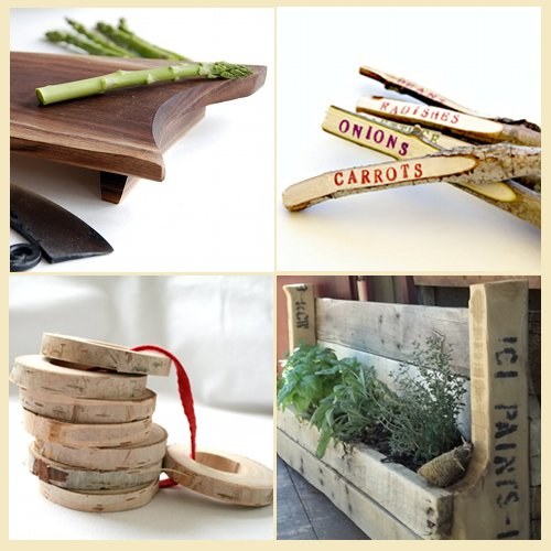 Eco-friendly handmade home and garden products