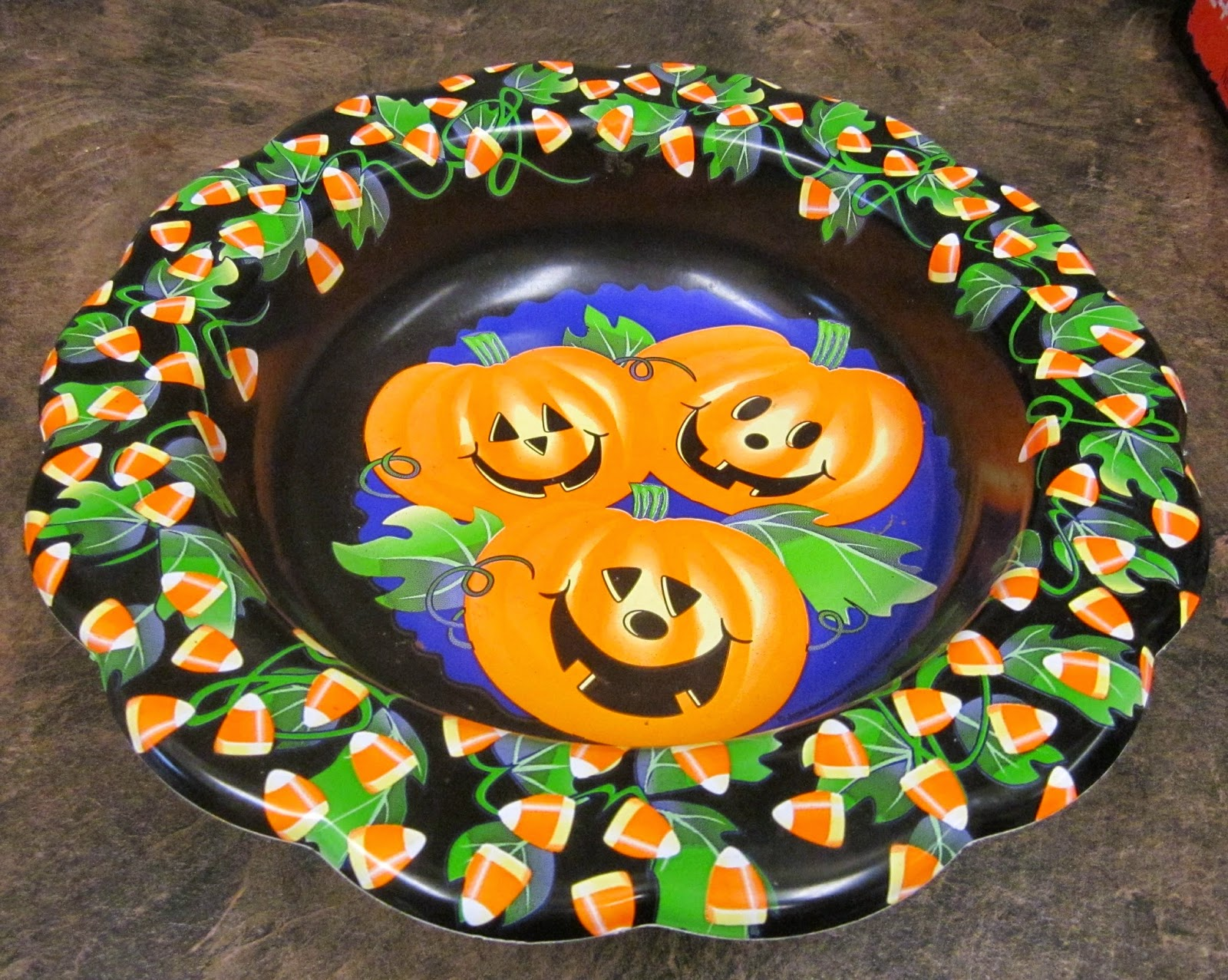 Halloween Trick or Treat Bowls