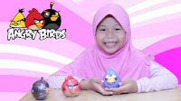 Surprise Eggs ❤ Angry Birds ​​​| Kids Toy