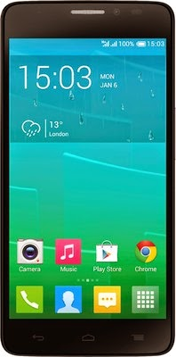 Flipkart : Buy Alcatel Onetouch Idol X+ at Rs.8499 only