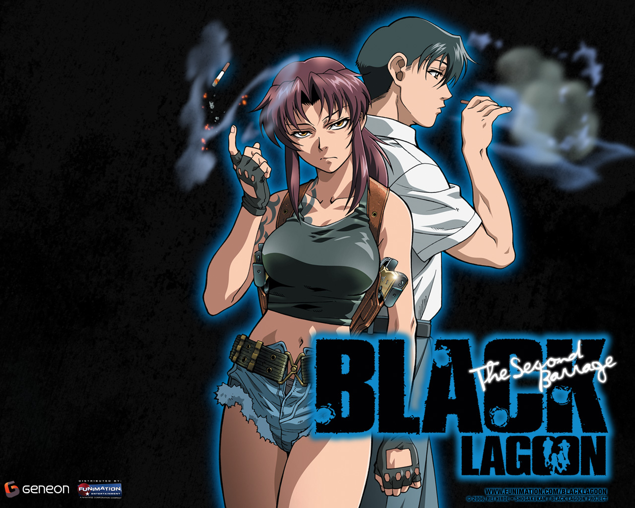 Black Lagoon Uni 227 O Animes