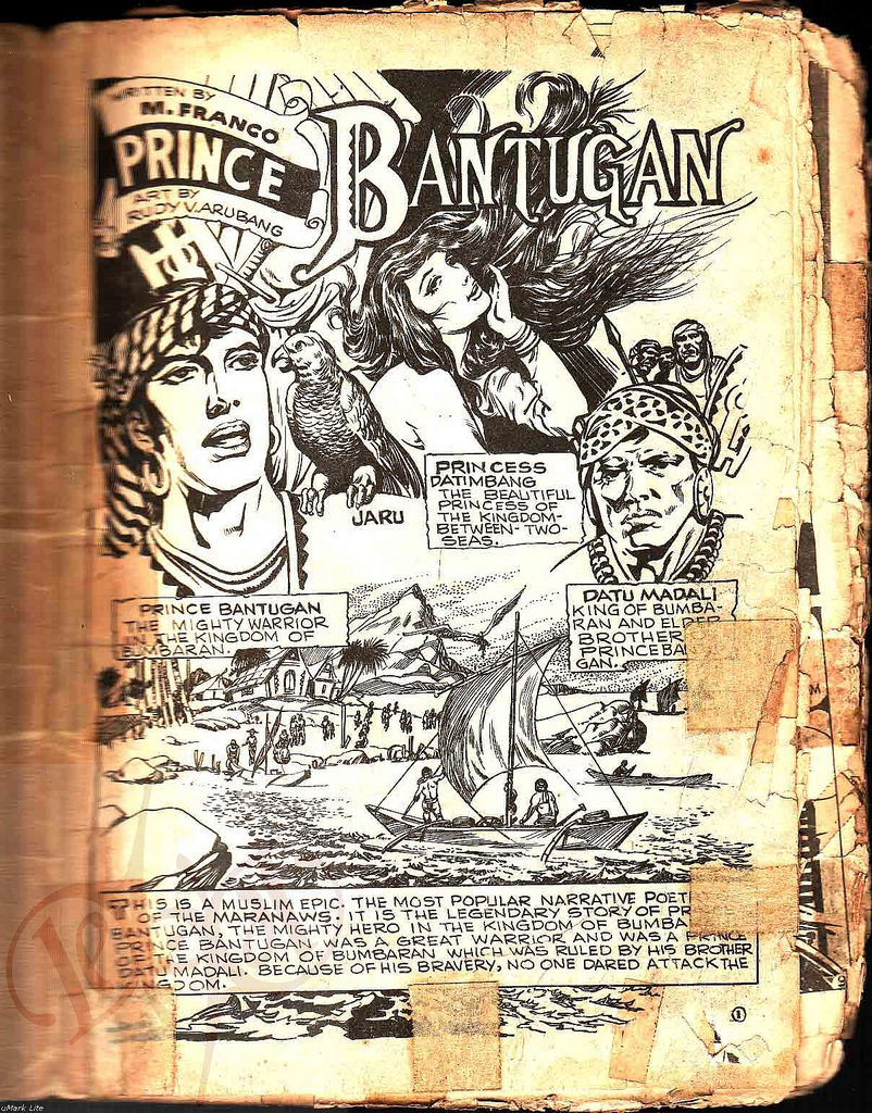 bantugan the prince an excerpt Best film cinematographer of all time is a public top list created by pascal's 1992 film le petit prince a maranao: raja bantugan tamil.