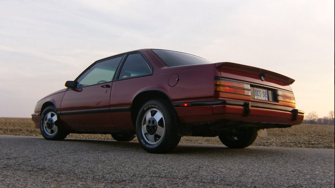 C on 1989 Buick Lesabre T Type