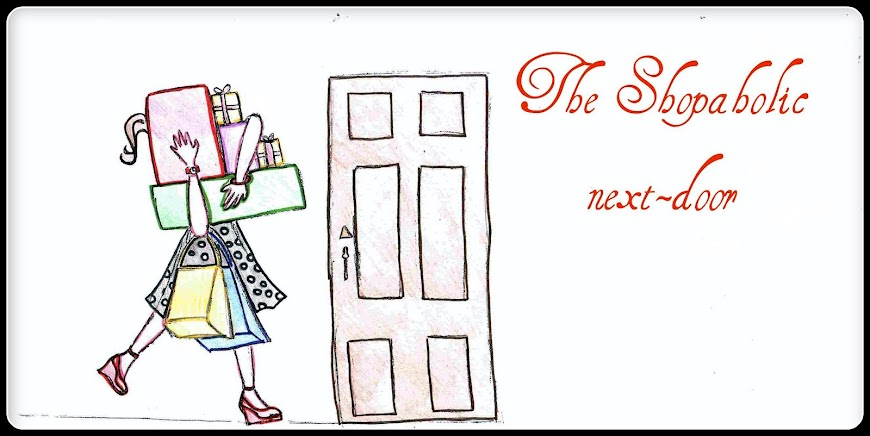The Shopaholic next-door