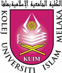 Perjawatan Kosong Di Kolej Universiti Islam Melaka KUIM 15 Mei 2015