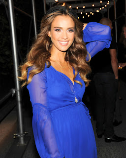Jessica Alba Pictures at Diane Von Furstenberg Fashion Show After Party 0002