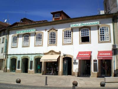 Solar Bragançano Restaurant