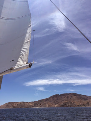 sailing to anacapa island