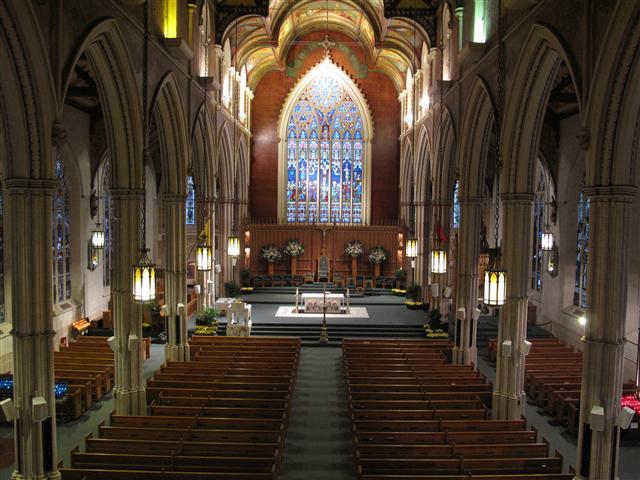foto de Libera's World: St Michael's Catholic Cathedral Toronto