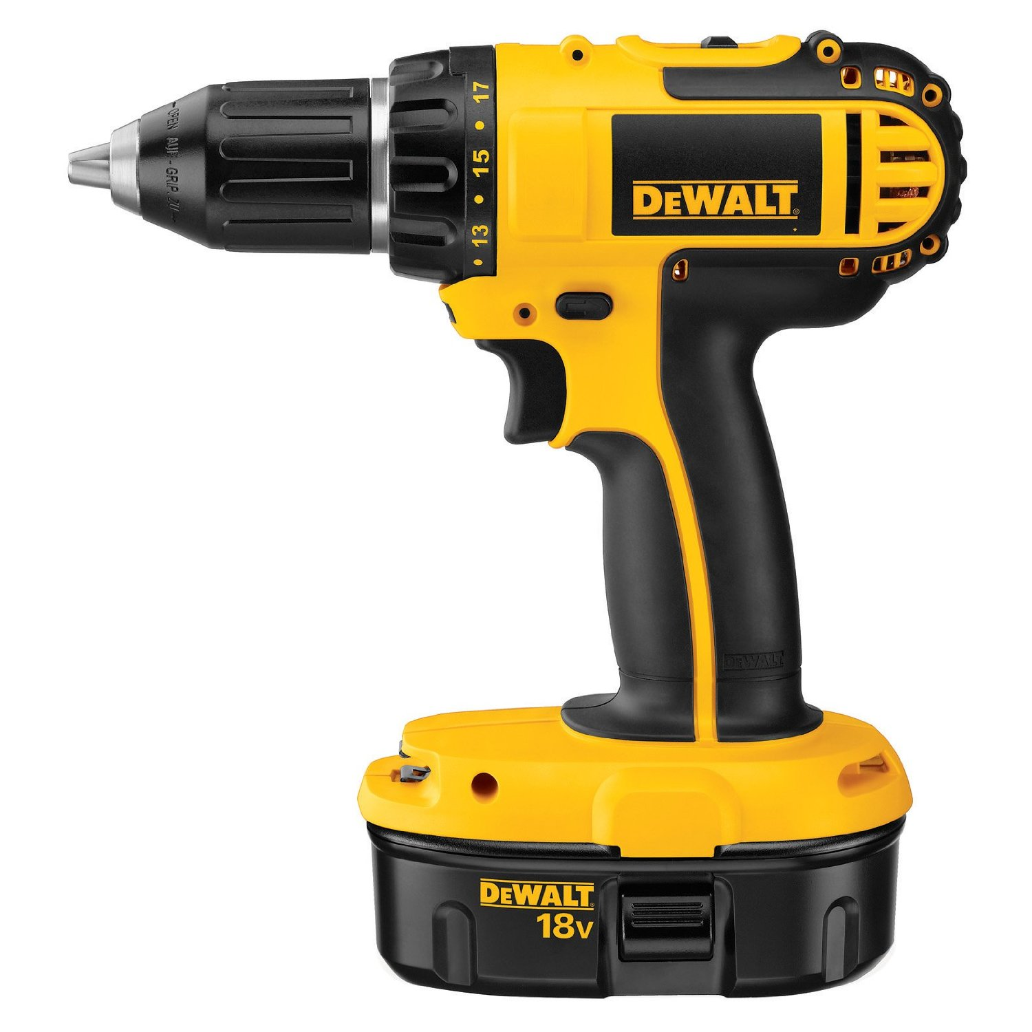 Cordless 18-Volt Compact Drill/Driver is the best seller cordless