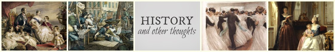 History And Other Thoughts