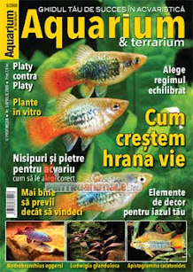 Aquarium & Terrarium - nr 5 Aprilie 2009 (Profipet)