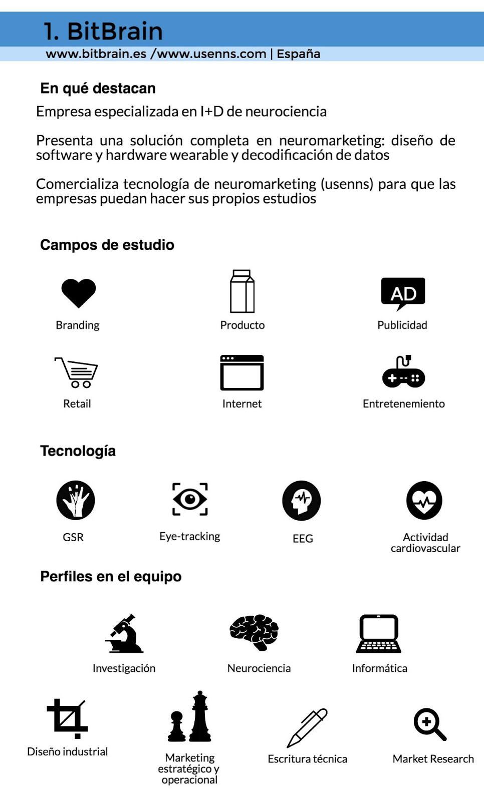 empresas especializadas en neuromarketing