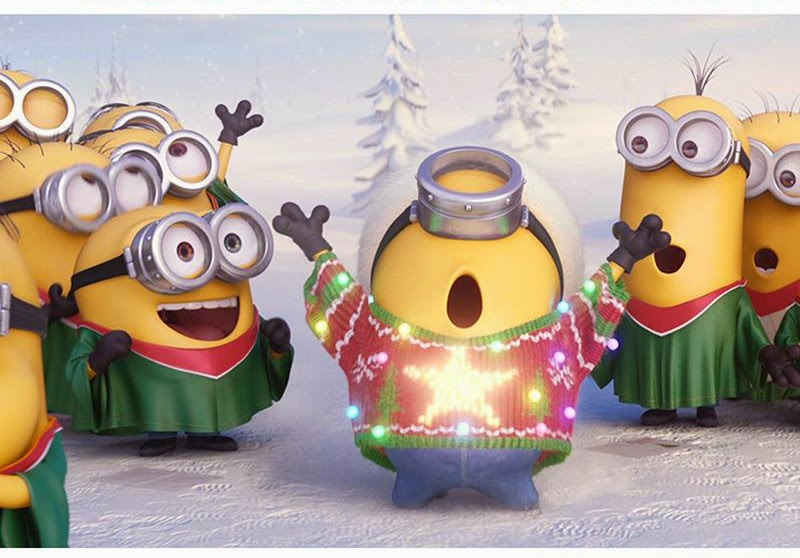 Minions: First Look