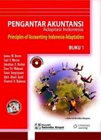 toko buku rahma: buku PENGANTAR AKUNTANSI - Adaptasi Indonesia, Buku 1, pengarang james m reeve, penerbit salemba empat