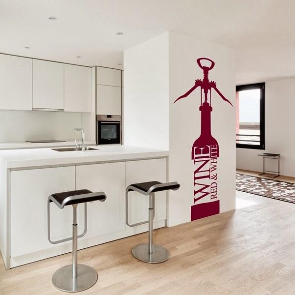Papel pintado vinilos decorativos cocina - Vinilo de cocina ...