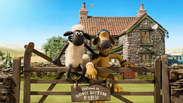 A Ovelha Choné - O Filme - Shaun the Sheep Movie (2015)