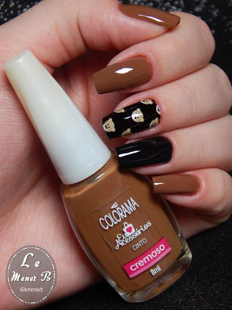 nail art moschino