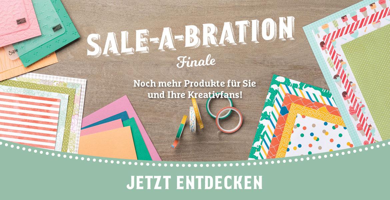 Sale - a -Bration Finale