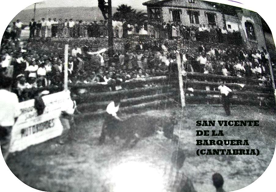 SAN VICENTE DE LA BARQUERA TOROS