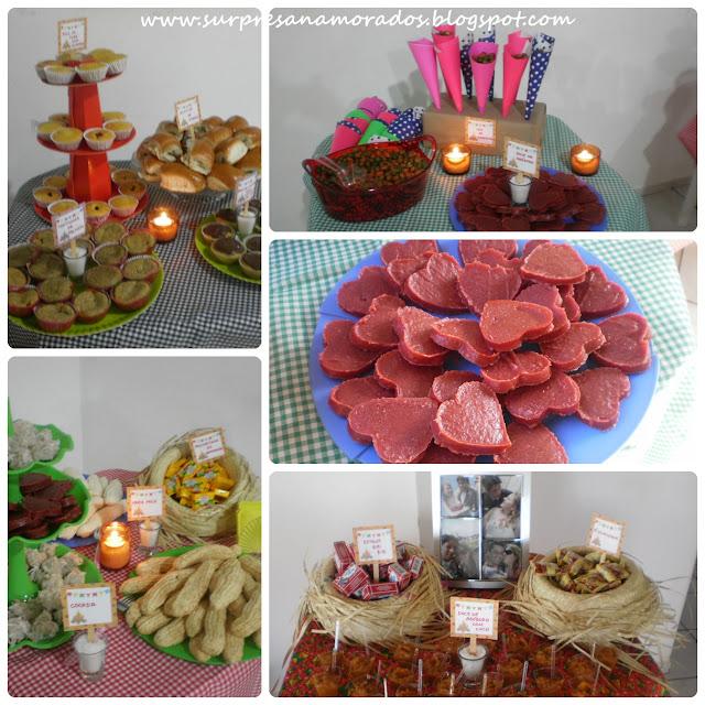 festa junina romântica