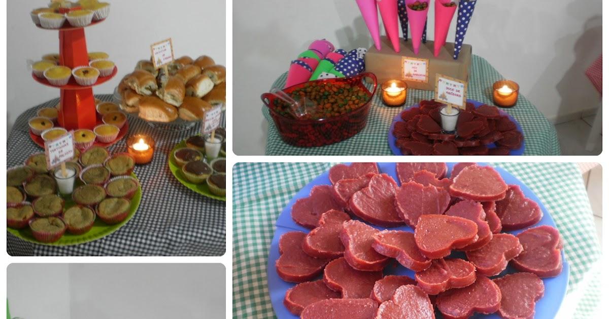 Bodas de Algodão  Festa Junina  Surpresas para Namorados