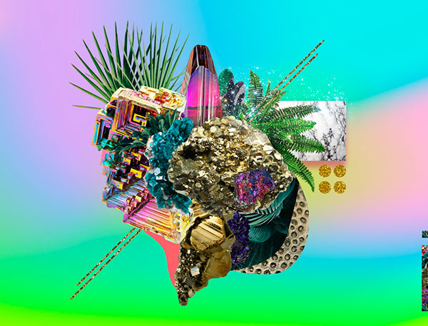 Diseño, Vaporwave de Carolina Niño