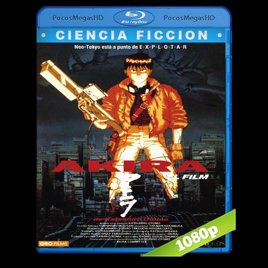 Akira (1988) BrRip 1080p Latino/Japonés AC3+subs