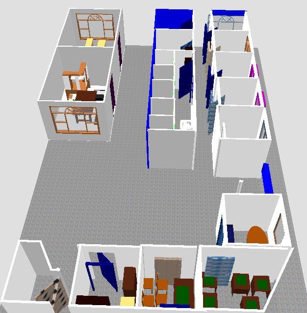 Ricardo duque ramirez sweet home 3 d for Programa para hacer planos en 3d