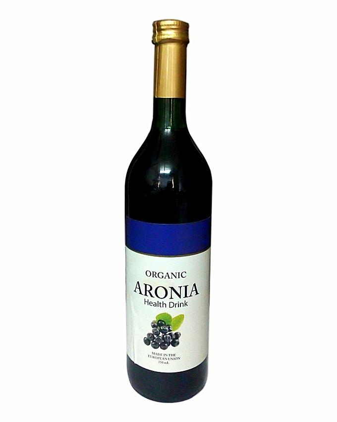 ORGANIC ARONIA HEALTH DRINK