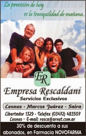 Empresa Rescaldani
