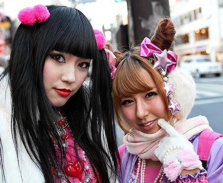 bob hairstyle beauty girls harajuku hairstyles