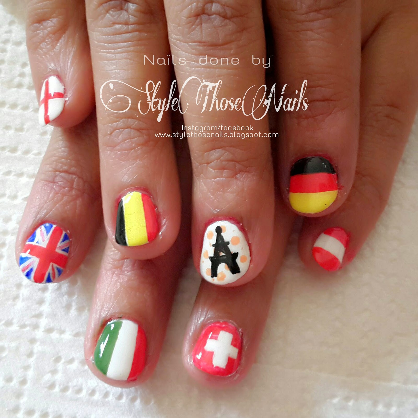Cute Nail Designs For Vacation: Style those nails vacation six cute ...