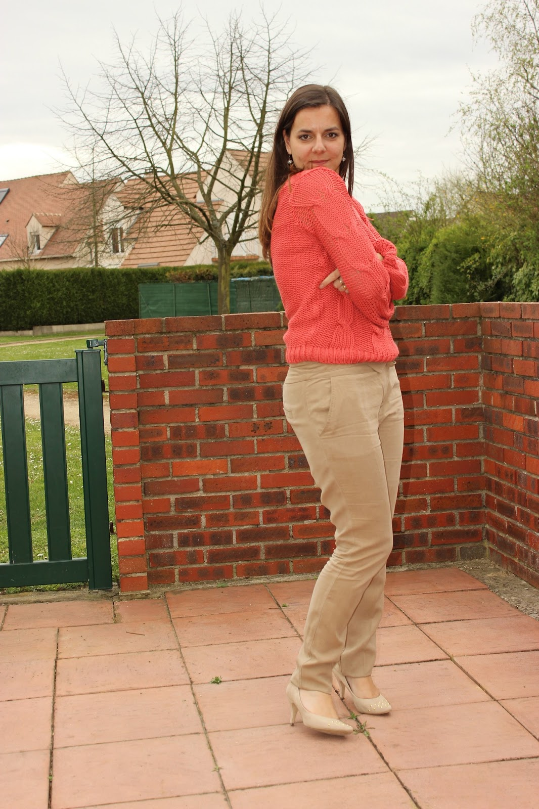 Pull et Pantalons CHARLISE