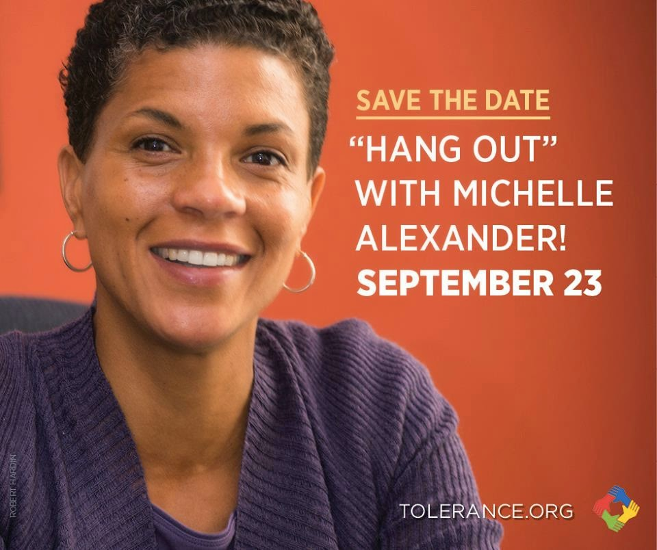 The FICKLIN MEDIA GROUP,LLC: MIchelle Alexander -Live Webinar, Tonight Tuesday September 23, 2014- FREE