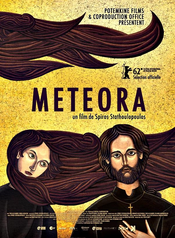 Metéora póster